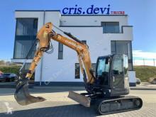 Mini-excavator Case CX60C 725 h | Schwenklöffel + Tief- Grablöffel