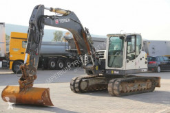 Terex TC 125 / 3900 MTH / PERFECT CONDITION/ CLIMA excavadora de cadenas usada