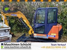Hanix H36B Minibagger 3,8to gt. Zustand Defektes Bastler 小型挖掘车 二手