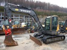 Volvo ECR 88 D mit Powertilt PTS100 верижен багер втора употреба