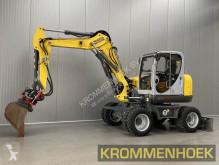 Wacker Neuson EW 100 | Rototilt excavator pe roti second-hand