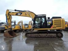 Caterpillar 329E pásová lopata použitý