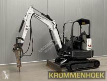 Mini pelle Bobcat E 25 | HB680 Hammer | 2 Bucket