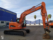 Doosan DX140 LC-3 used track excavator