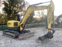 Excavadora Wacker Neuson 75Z3 excavadora de cadenas usada