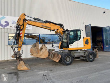Liebherr A914Litronic A 914 compact used wheel excavator