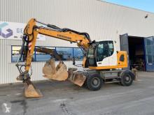 Excavadora excavadora de ruedas Liebherr A914Litronic A 914 compact