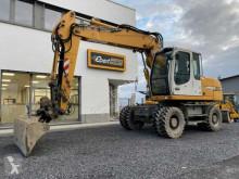 Excavadora excavadora de ruedas Liebherr A 316 Litronic / hydr. Grabenlöffel