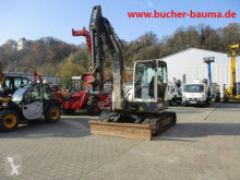 Terex TC 75 used track excavator