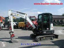 Excavadora Bobcat E ... - Mehrfach vorhanden miniexcavadora usada