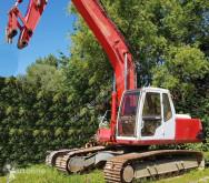 Excavadora excavadora de cadenas Kobelco SK200 LC
