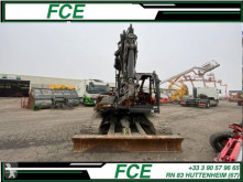 Excavadora miniexcavadora Mecalac MCR T4 *ACCIDENTE*DAMAGED*UNFALL*
