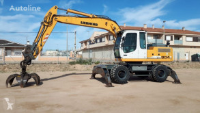 Liebherr 904 C used wheel excavator