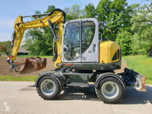 Wacker Neuson 9503-2 excavator pe roti second-hand