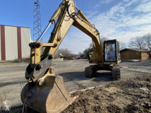 Caterpillar 315 used track excavator
