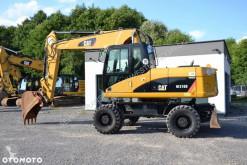 Excavadora Caterpillar M316D excavadora de ruedas usada