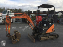 Hitachi ZX17 used mini excavator