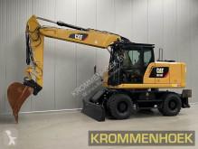 Excavadora de ruedas Caterpillar M 318 F