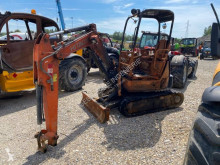 Hitachi ZX29U3 mini-excavator second-hand