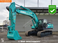 Kobelco track excavator SK350 LC -8 NEW UNUSED - HAMMER LINE