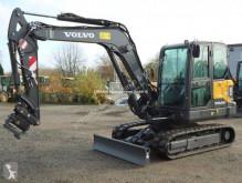 Excavadora Volvo EC 60 E miniexcavadora nueva