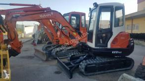 Excavadora Kubota KX121-3 excavadora de cadenas usada