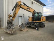 Excavadora Caterpillar M320 F excavadora de ruedas usada