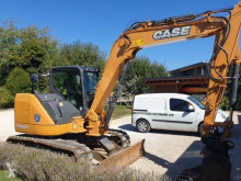 Case CX80 used mini excavator