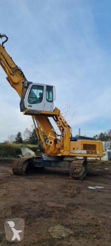 Pelle de manutention Liebherr ER934C