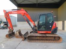 Kubota KX 080-4 mini-excavator second-hand