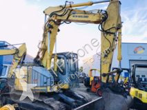 New Holland e235bsr-2 avec lame et volée variable used track excavator