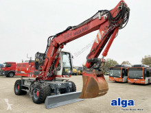 Liebherr A 924 B, QilQuick S/W, Greifer+Hammersteuerung excavator pe roti second-hand