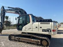 Hidromek HMK220 used track excavator