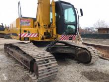 Hidromek HMK 220 used track excavator