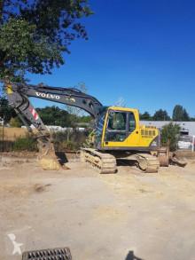 Volvo EC 140 B LC excavadora de cadenas usada