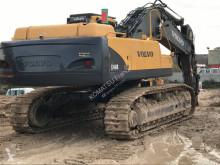 Escavadora Volvo EC460BLC escavadora de lagartas usada