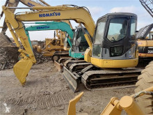 Komatsu PC78MR-6 PC78 mini-escavadora usada