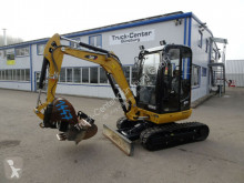 Caterpillar 302.7 DCR Powertilt 3 x Löffel mini pelle occasion