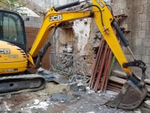 Excavadora JCB 8065 usada