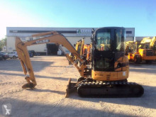 Case mini excavator CX50B ZTS