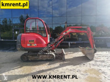 Mini-excavator Wacker Neuson 2503 JCB 8025 8030 CAT 302.5 IHIMER 25 VOLVO EC22 CASE CX26