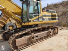 Excavadora de cadenas Caterpillar 345BL