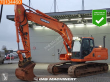 Doosan DX225 LC верижен багер втора употреба