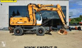 Liebherr A904 Litronic A 904 A314 A316 JCB JS175 CAT M313 VOLVO EW160 EW180 KOMATSU PW118 pelle sur pneus occasion