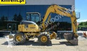 Komatsu PW98 PW98 PW110 PW118 CAT M312 JCB JS130 JS145 TEREX 42HML LIEBHERR A309 A311 excavator pe roti second-hand