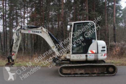 Terex TC 75 used mini excavator