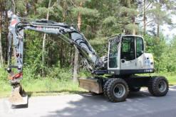 Escavadora Terex TW 110 escavadora de rodas usada