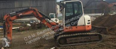 Escavadora Terex Schaeff TC75 mini-escavadora usada