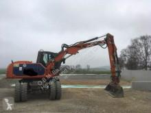 Excavadora Atlas 160W - mit Sortiergreiferleitung excavadora de ruedas usada