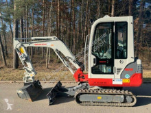 Takeuchi TB 219 V3 Vorführmaschine mini-excavator second-hand